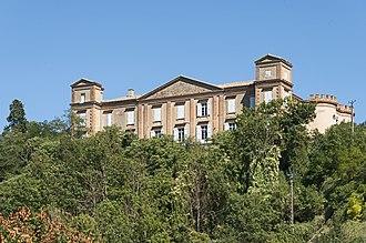 Castelnau-d'Estrétefonds - Image: Castelnau d'Estrétefonds 'Le Château'