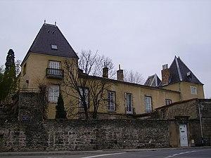 Saint-Genis-Laval - The « château de La Tour »