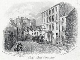 Castle Street, Carnarvon