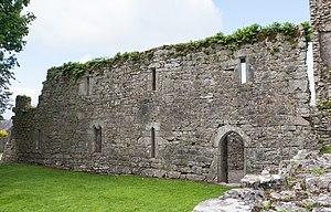 Castlelyons Friary - East wing