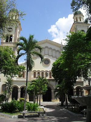 St. Rose of Lima Cathedral, Carúpano - Image: Catedral Santa Rosa
