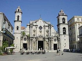 Catedral exterior