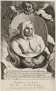La Voisin, 17th century die
