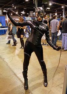 costume super héros femme