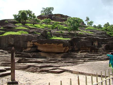Caves at Udaygiri.JPG