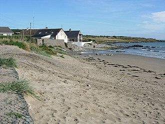 Clogherhead - Beach at Clogherhead