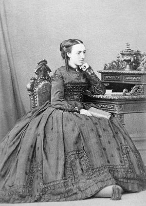 Olga Feodorovna of Baden - Cäcilie Auguste, Princess and Margravine of Baden