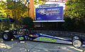 Cedar Point Top Thrill Dragster actual dragster (2504).JPG