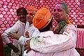 Celebrating Holi Somnath Bharti.jpg