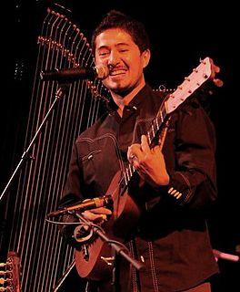 Celso Duarte Paraguayan - Mexican musician