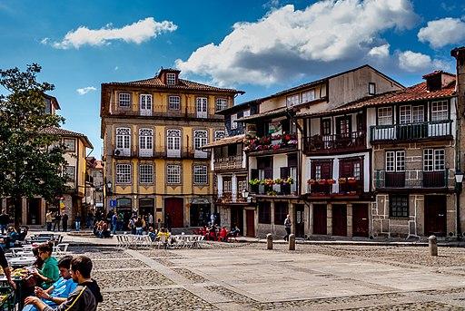 Centro Histórico de Guimarães (UNESCO-Welterbe in Portugal)