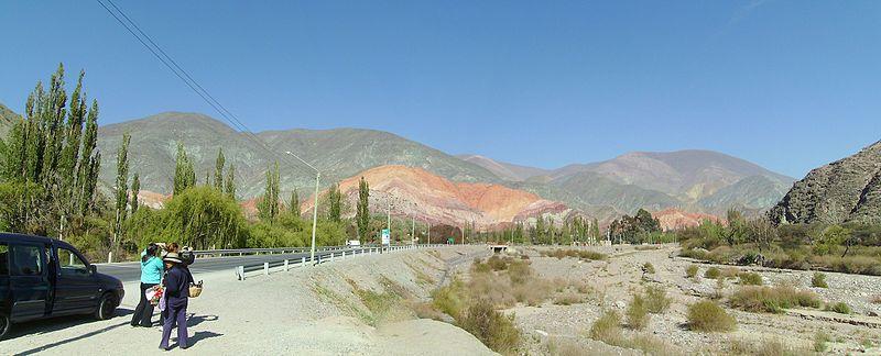 File:Cerro de los siete colores - Purmamarca - Juyjuy - Argentina - panoramio.jpg