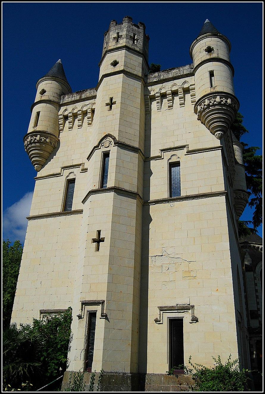 Château de Challain