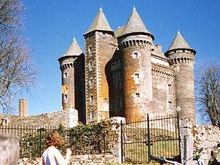 Montpeyroux, Aveyron Commune in Occitanie, France