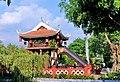 Chùa Một Cột ở CV Đồng Xanh, Pleiku - panoramio.jpg