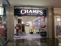 Champs Sports, Westfield SF Centre.JPG