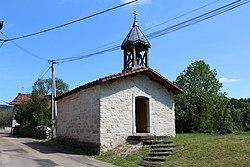 Chapelle St Joseph St Maurice Échazeaux Corveissiat 3.jpg