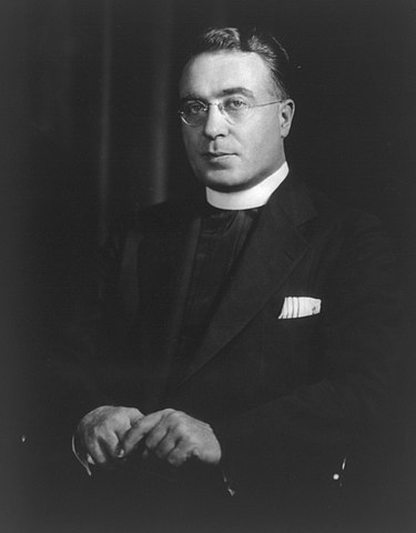 Reverend Charles Coughlin