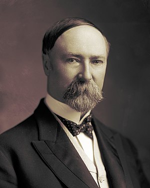 Charles W. Fairbanks - Image: Charles W Fairbanks by Harris & Ewing