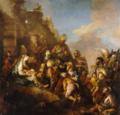 Charles de La Fosse.- L'Adoration des Mages, 1715.png