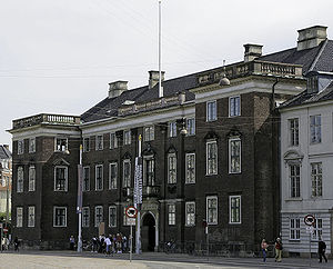 Ewert Janssen - Ewert Janssen's Charlottenborg Palace
