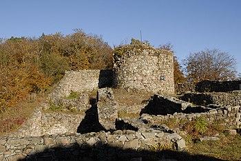 Ch 226 Teau De Rougemont Wikipedia