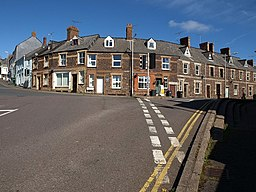 Cheapside, Wiveliscombe - geograph.org.uk - 1519756.jpg