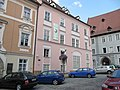 Cheb, náměstí Krále Jiřího z Poděbrad 4.jpg