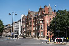 Chelsea Bridge Road, London.JPG