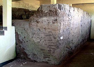 Chengziya - Ancient city wall
