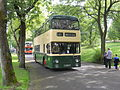 Chesterfield Transport bus 123 (NNU 123M), 2011 trans lancs rally.jpg