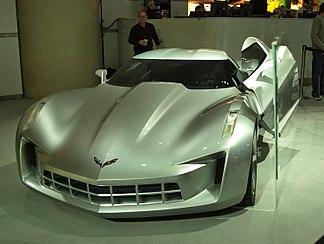 Talk:Chevrolet Corvette - Wikipedia