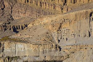 Chhusang - Image: Chhusang caves