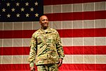 Chief Master Sgt. of the Air Force visit USASMA DSC 0132 (23682854028).jpg