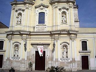 Cerignola - Chiesa del Carmine in Cerignola