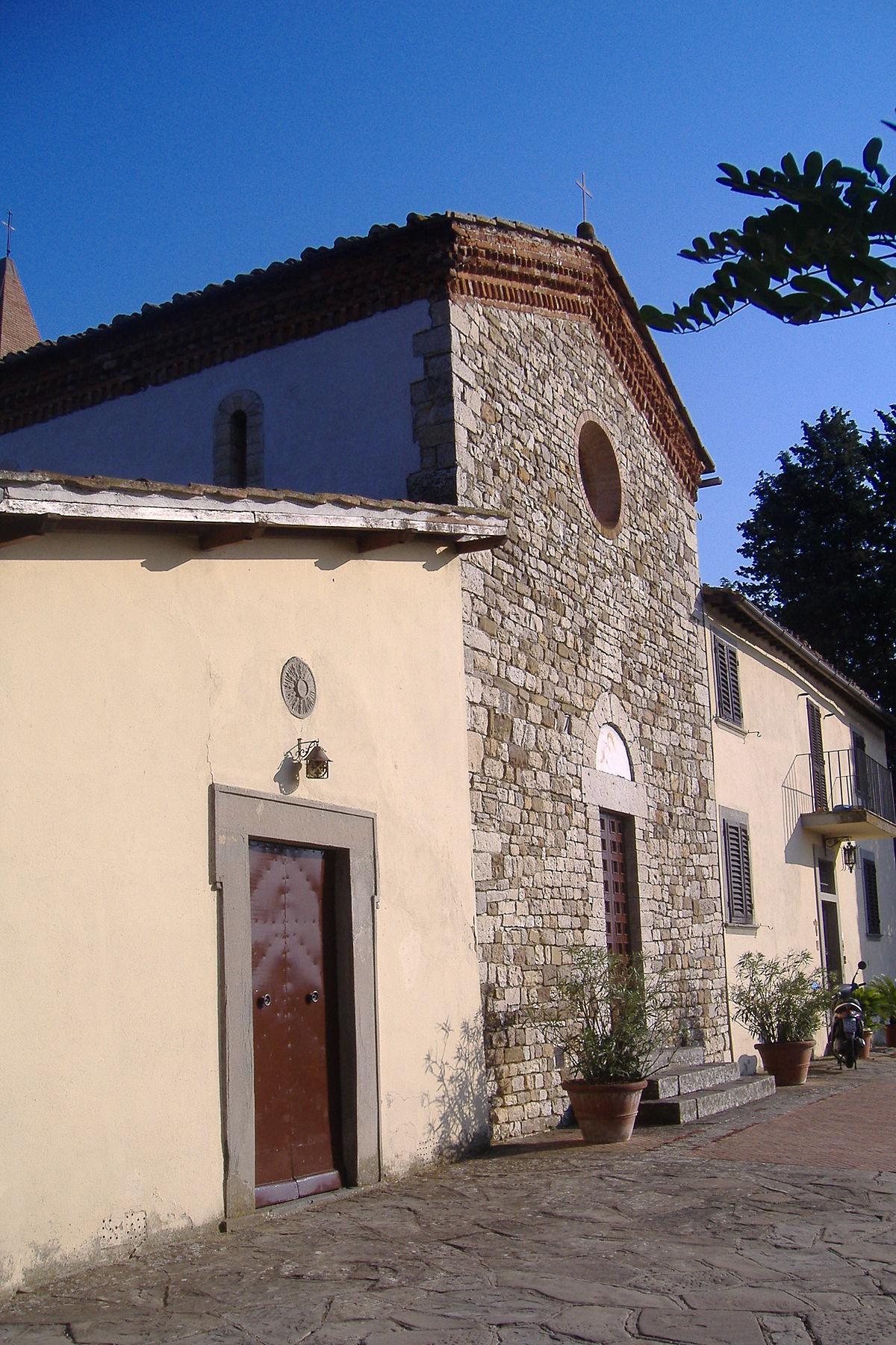 chiesa di san tommaso (baroncelli) - wikipedia - Chiesa Arredo Bagno