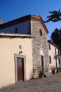 Chiesa di San Tommaso (Baroncelli) - Wikipedia