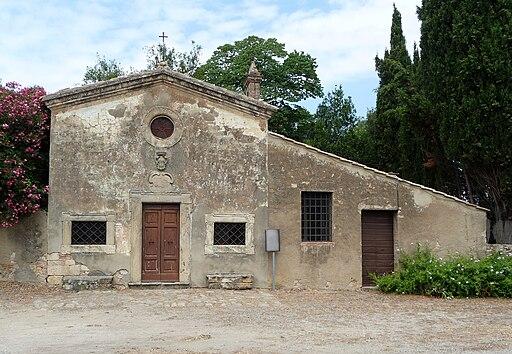 Chiesa di Sant'Antonio, Bolgheri, Castagneto Carducci