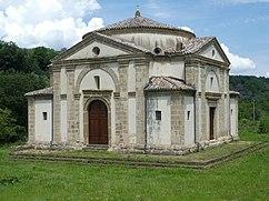 Iglesia de San Egidio, Cellere (1512-1520)
