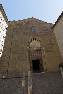 Chiesa san francesco (pienza)