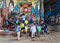 Children playing in the colored city of Alberus9.jpg