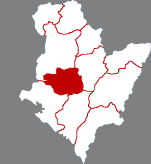 Taocheng District District in Hebei, Peoples Republic of China