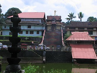 Chirakkadavu Sree Mahadeva Temple - View of Chirakkadavu temple