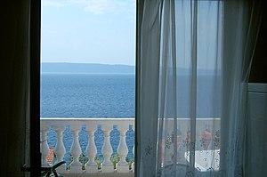 pl: Chorwacja, Gornij Okrog na wyspie Ciovo