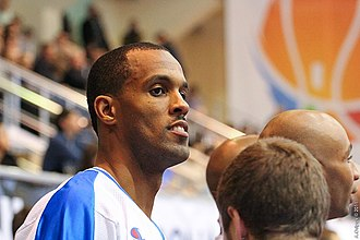 Chris Owens (basketball) - Owens at the 2011 Ukrainian Superleague All-Star game