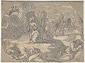 Christ in the Garden of Gethsemane (Matthew 26-36-46) MET DP803434.jpg