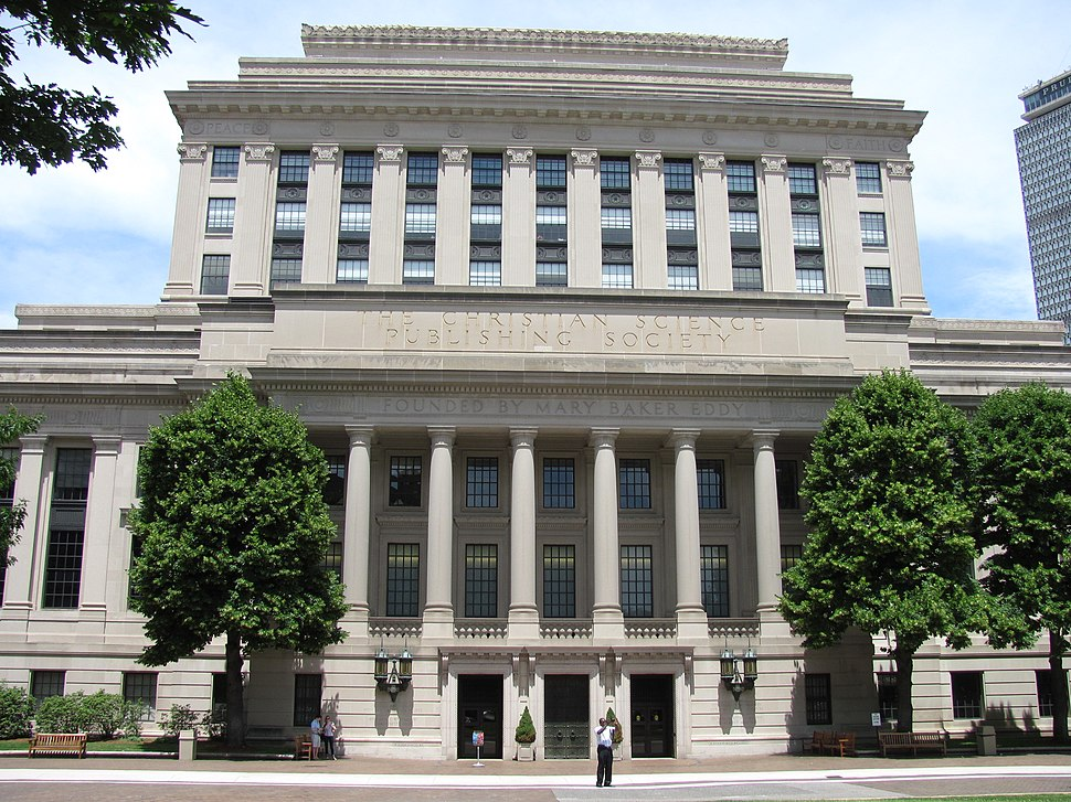 Christian Science Publishing Society, Boston MA