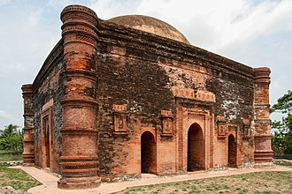 Mosque City of Bagerhat - Chuna Khola Mosque