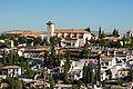 Church Mirador San Nicolas Albayzin Granada Spain.jpg