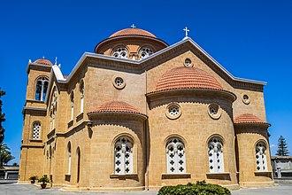 Athienou - Church of Panayia Chriseleousa